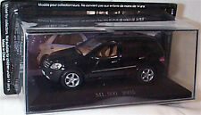 Mercedes ML 500 W164 2005 1:43 SCALE Diecast Car collection