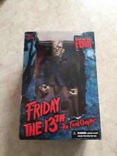 "Figurine Cinema Of Fear-Jason - Friday The 13th Final Chapter - Mezco 10"" Figure"