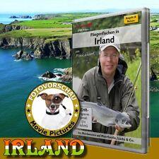 DVD: Fliegenfischen in Irland auf Lachs & Meerforelle (Angeln am River Moy uvm.)