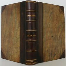 CHARLOTTE BRONTE Jane Eyre FIRST US EDITION