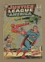 Justice League of America (1st Series) #25 1964 GD- 1.8