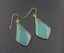 Sea green Jade Natural Gemstone Kendra + Chloe Design by Isabel J. Scott