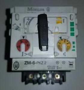 Klöckner Moeller PKZ2 ZM-6-PKZ2 Motorschutzschalter 4A bis 6A / 50A bis 80A (1)