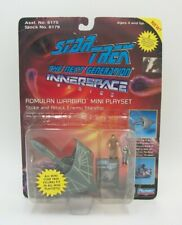Star Trek The Next Generation Romulan Warbird Mini Playset by Playmates 1994