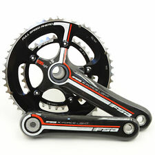 FSA K-Force Light BBright Carbon Road Bike Crankset 50/34 10 Speed 172.5mm/Black