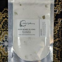 Eucalyptus Epsom Salt Bath Soak | Bath Bomb in a Bag | Very Fast Shipping FREE