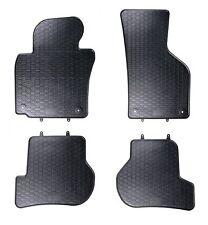 Tappetini in gomma su misura per VW Golf 6 VI 5K1 2008-2016 set completo nero