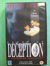 SEEDS OF DECEPTION  (MELISSA GILBERT)    -   ORIGINAL BIG BOX RARE & DELETED