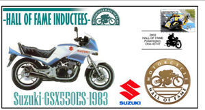SUZUKI MOTORCYCLE HALL OF FAME COV, 1983 GSX550ES