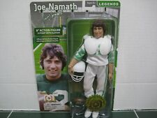 Mego NFL Legend Joe Namath Action Figure 14 Points Articulation Numbered