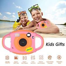 AMKOV HD 1080p 5mp Children Digital Video DV Camera Kids Birthday Gift Xmas Toy