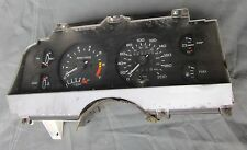 1986 Mercury Cougar XR7 /Turbo Coupe Speedometer Metric KMH Cluster Gauges 85 86