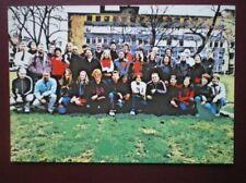 POSTCARD SOCIAL HISTORY LONDON GUILDHALL UNIV CLASS OF 2002 GRADUATION