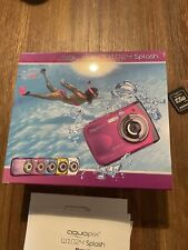 Kamera Unterwasserkamera Aquapix W1024 Splash Pink easypix in Umverpackung
