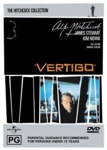 Vertigo - BRAND NEW - DVD