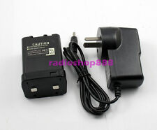 PB-13 Li-ion Battery +Charger for Kenwood Radio TH-27 TH-27A TH-27E TH28 AU Type