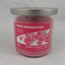 Yankee Candle Home Inspiration Small Tumbler Simply Sweet Pea 198g/7oz NEW
