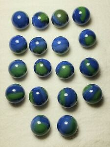 Marble King Dragonfly Marbles Lot Of 18. (Lot #23)