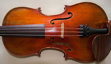 Wonderful Old Antique 'SAXONY' Violin ca.1900 - 30 Day Return Policy