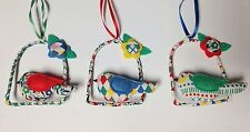 Fabric Christmas Wall & Hanging Decorations