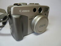 Canon PowerShot G2 4MP 3x Zoom Professional Travel Digital Camera