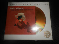Robert Johnson ‎– King Of The Delta Blues Singers   GOLD CD  MASTER SOUND  MINT