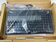 Cherry Pos Biometric Keyboard USB Fingerprint Touchpad G86-62430EUADAA