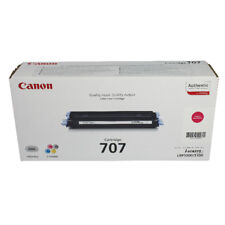 CANON 707 TONER CARTRIDGE MAGENTA *EXPIRED* - FREE NEXT DAY DELIVERY!