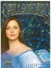 Charmed Power Of The Three Spellbinders Chase Card S6