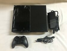 Microsoft Xbox One 500GB Black Console with Controller & Hookups - Model 1540