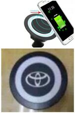 TOYOTA CAR LOGO Wireless Qi Car Charger Samsung Galaxy S6 S7 S8 Have Other Logos