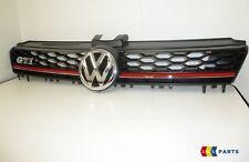 NEW GENUINE VW GOLF GTI MK7 2013-2016 FRONT UPPER CENTER GRILL BLACK 5G0853651AJ