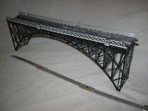 A5593 HO JOUEF METAL ARCH BRIDGE, plastic