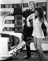 Get Carter (1971) Michael Caine, Geraldine Moffat 10x8 Photo