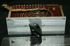 Rohde & Schwarz Stereo Input Selector for DIY Tube Amplifier