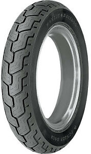 Dunlop D402 Harley-Davidson Blackwall Rear Tire Mt90b16 3017-91 31-4940 3017-91