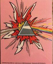 """Pink Floyd Tdsom Chten Sticker 4""""x5"""""""