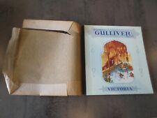 Chromos Victoria Album Voyages de Gulliver's reizen complet état neuf