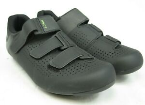 Shimano RC1 Road Cycling shoes black small 3 bolt cleat EU 39 UK 6 US 6