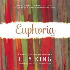 Euphoria by Lily King (2014, CD, Unabridged)