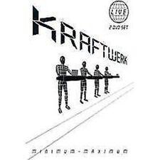 Kraftwerk - Minimum - Maximum Neuf DVD