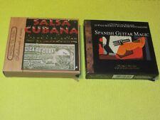 Spanish Guitar Magic (Flamenco Latin) & Salsa Cubana The Gold Collection 2 Album