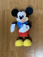 DISNEY ANIMATED MICKEY MOUSE CLUBHOUSE HOT Diggity DOG  Dance & Play