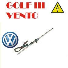 Kotflügel Antenne Teleskopantenne VW GOLF III VENTO DIN-Stecker mit 1,5 Kabel