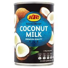 KTC Coconut Milk - 400ml x 12 (pack of 12)