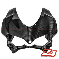 Ducati 959 1299 Upper Front Nose Headlight Cover Panel Cowl Fairing Carbon Fiber
