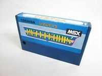 MSX REAL TENNIS Cartridge only Import Japan Video Game msx