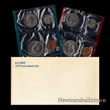 1979 P+D US Mint Set ~ Susan B. Anthony Kennedy Washington Roosevelt Jefferson