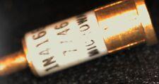 Point de silicium 1n416e contact mélangeur diodes micro-ondes associates inc