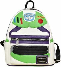 Loungefly Disney Toy Story Buzz Lightyear Mini Faux Leather Backpack